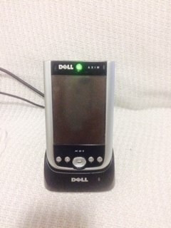 agenda pocket pc dell axim x51