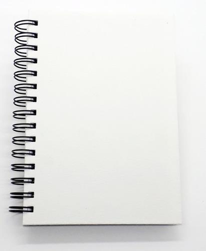 agenda sublimação sublimática 2019 capa branca pet miolo
