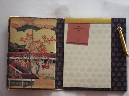 agenda telefónica japonesa original