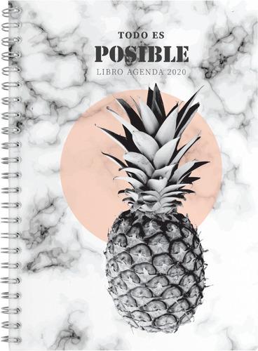 agenda todo es posible 2020 · espiralada · 3 modelos