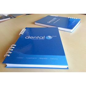 Agendas 2021 Corporativas Personalizadas Cuaderno Espiralado
