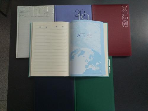 agendas diarias italianas 2019