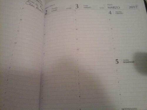 agendas ejecutivas 2017
