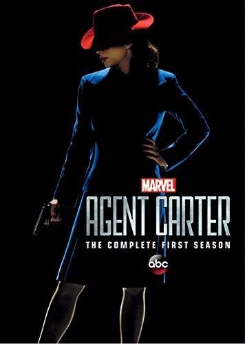 agent carter temporada 1 uno serie importada dvd