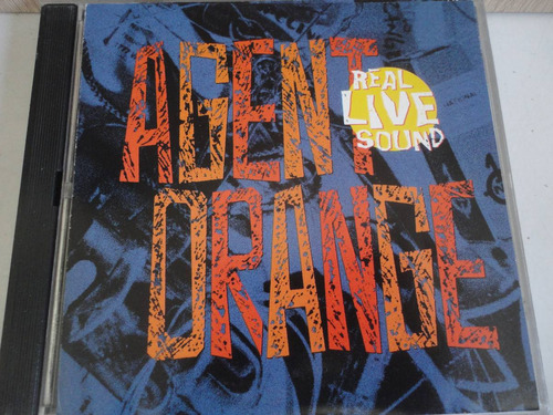 agent orange - real live sound (1996) punk californiano tsol