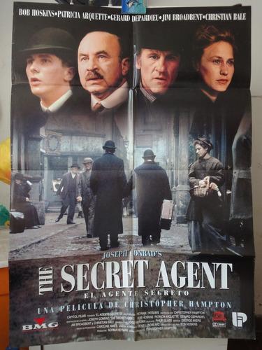 agente secreto bob hoskin patricia arquette gerard depardieu