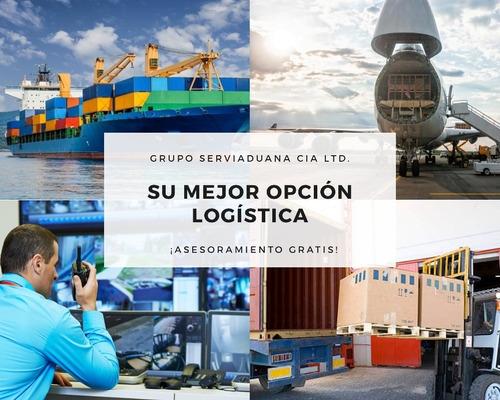 agentes de aduana - asesoramiento en import. & export.