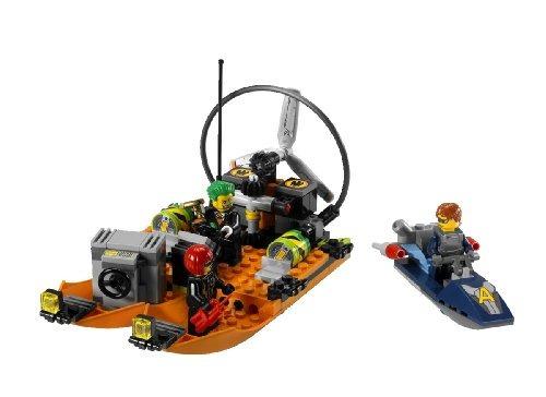 agentes de lego river heist (8968)