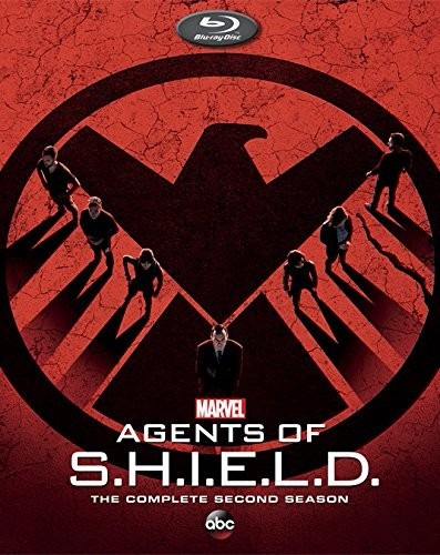 agents of shield temporada 2 dos serie tv blu-ray