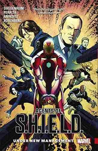 agents of s.h.i.e.l.d. vol. 2: under new management marc gug