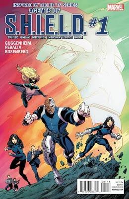 agents of shields vol 1 cómics digital español