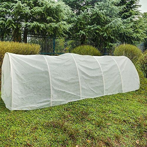 agfabric 055 oz flotante fila cover y protección de plant