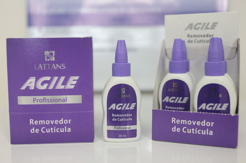 agile removedor de cutículas promoção