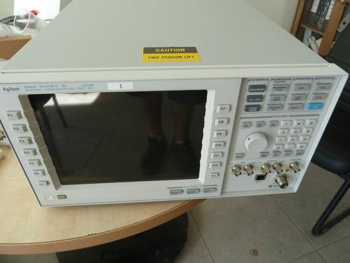 agilent 8960 series 10 e5515b wireless communications test