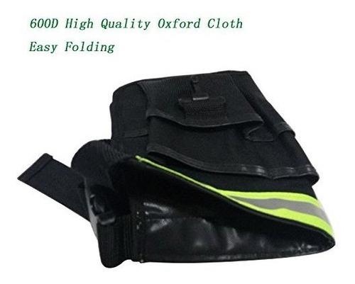 agileshop waterproof 600d oxford tool cinturones cinturones