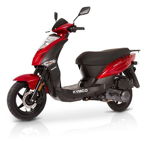 agility 125  kymco tt motos