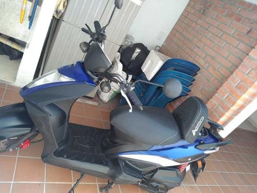 agility 125 moto