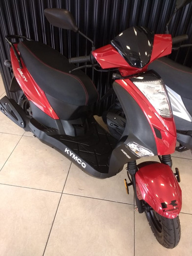 agility 125 scooter kymco