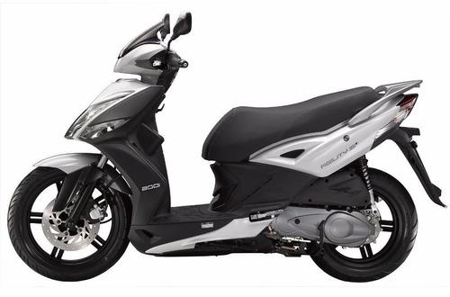 agility 200 motos moto scooter kymco
