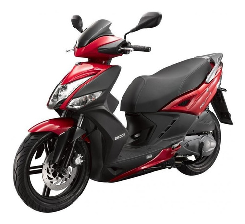 agility 200 scooter kymco