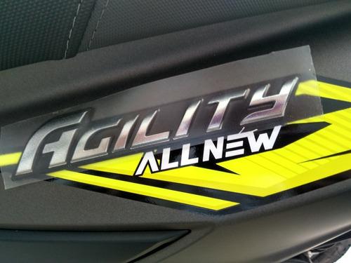 agility all new nueva! las mejores opciones para estrenar!