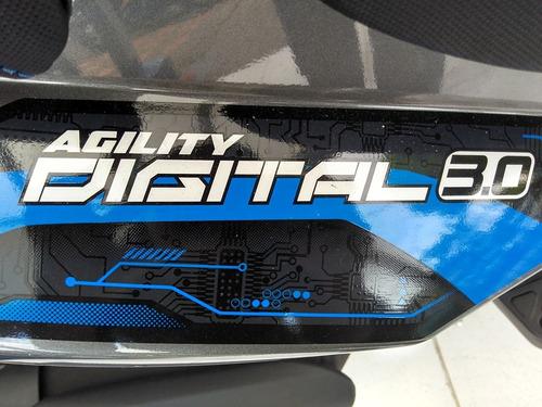 agility digital 3.0 nueva! deja tu usada en parte de pago!