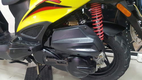 agility rs 125 2011