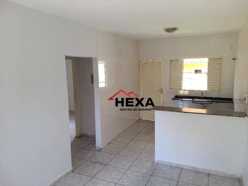 ágio, venda de casa em condomínio, 2 quartos. - ca0297