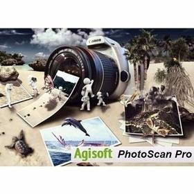 Agisoft Photoscan Profesional Version 1.4.2 - 2018