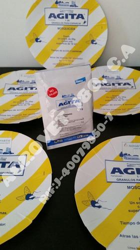 agita 1gb  es veneno para moscas  la casa del veneno