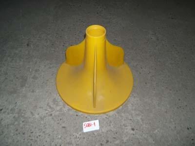 agitador alladio bco/amarillo 308jm trunco art.05681/1
