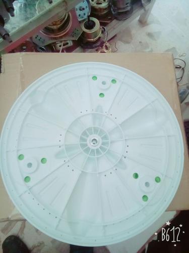 agitador lavadora easy mabe 13kg 10 dientes 37 cms diametro