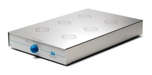 agitador magnético velp mst sin calefacción 6 x 0.4l
