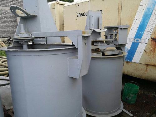 agitadores de lechada usados con motores de 5hp