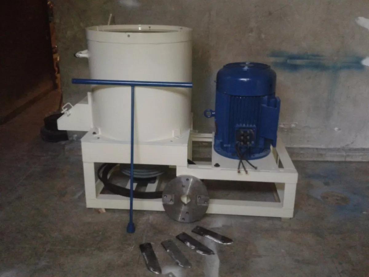 maquinaria para reciclaje de plastico