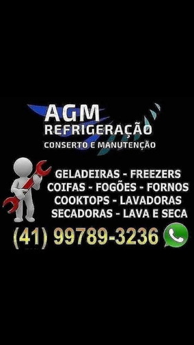 agm refrigeracao