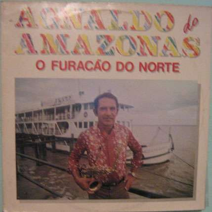 agnaldo do amazonas o furacão do norte -  1983
