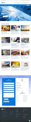 agência cria site institucional loja afiliado dropshipping
