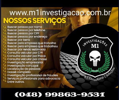 agência de detetives. imbituba e região