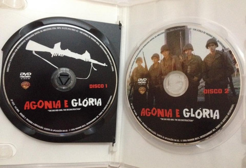 agonia e glória dvd duplo - lee marvin - mark hamill