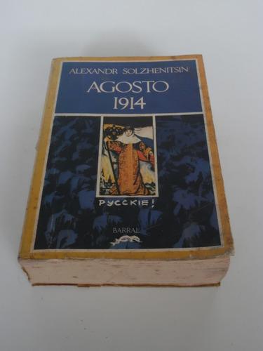 agosto 1914 / alexandr solzhenitsin