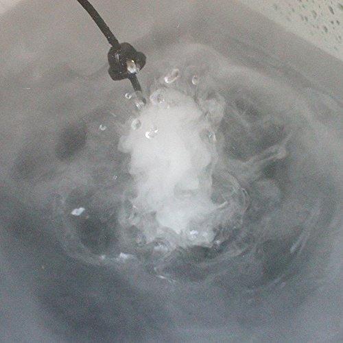 agptek® 400 ml / h de aluminio mini fabricante de la niebla