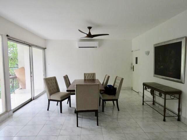 agradable apartamento en alquiler en la cresta, panamá cv