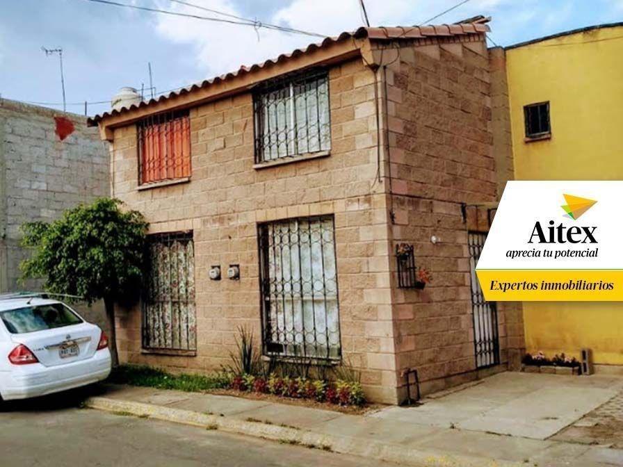 agradable casa en venta, en ixtapaluca