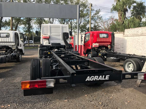 agrale 14000 linea s o.km 2017 chasis