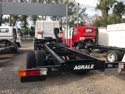 agrale 14000 linea s o.km 2018 chasis