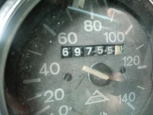 agrale 1600cc baú 4x2 ano 1986