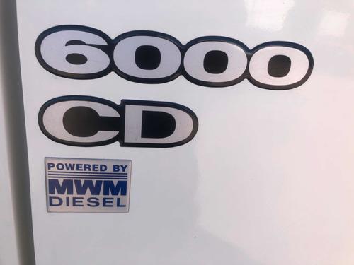 agrale 6000 cd 2003 cabine dupla