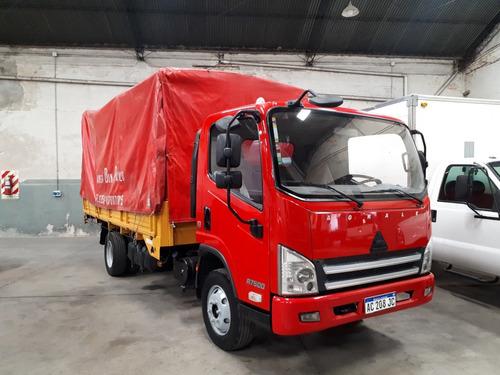 agrale 7500 año 2018 con 100mil km  ford cargo 915