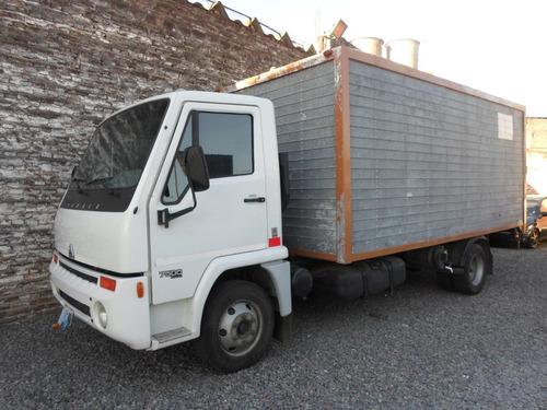 agrale 7500 furgon paquetero muy bueno ...